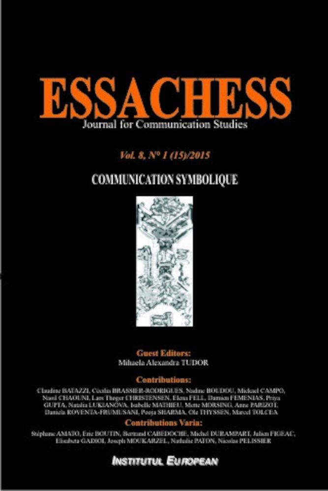 Essachess. Communication Symbolique