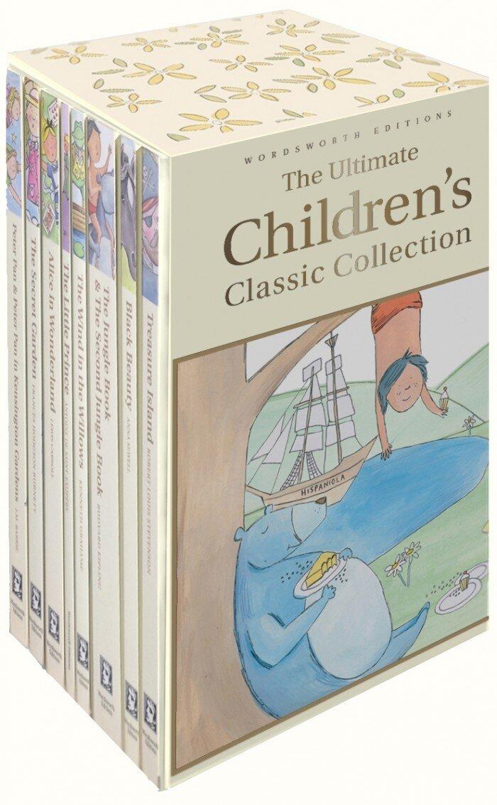 The Ultimate Children's Classic Collection (Wordsworth Children's Classics)