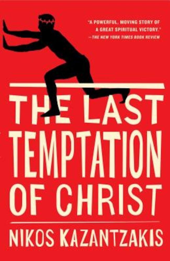 The Last Temptation of Christ, Paperback