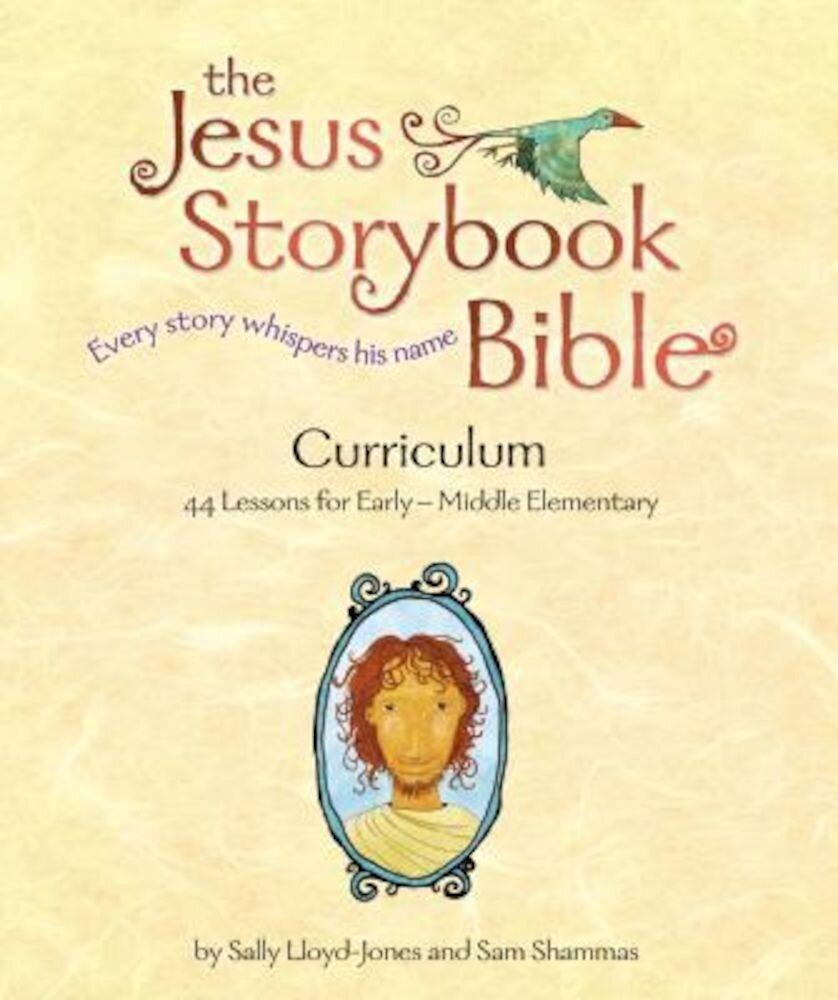 The Jesus Storybook Bible Curriculum Kit, Paperback