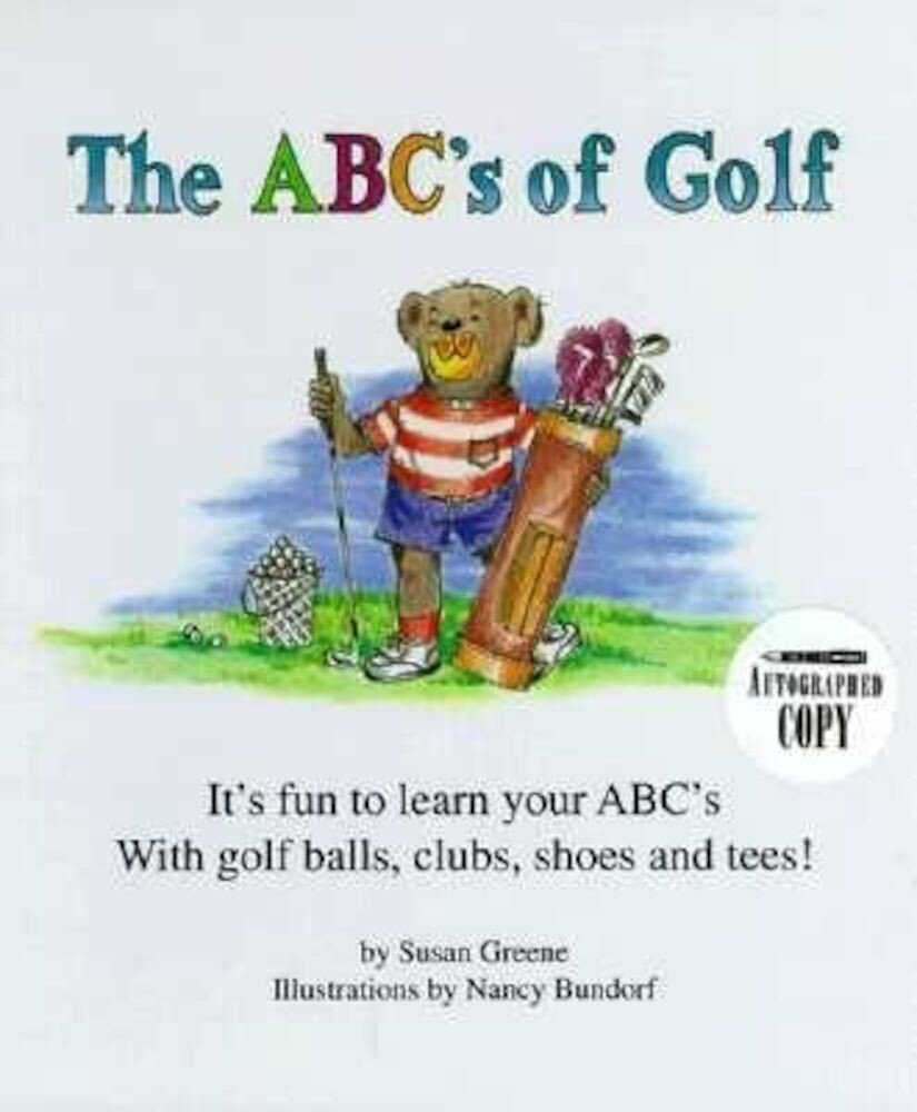 The ABC's of Golf, Hardcover