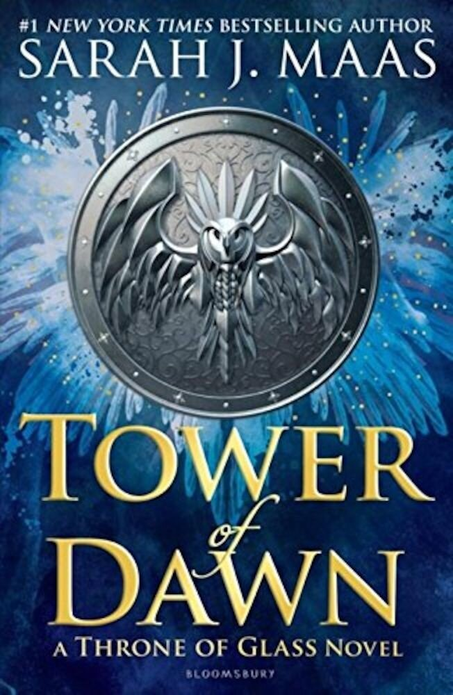Tower of Dawn (Throne of Glass, Book 6)