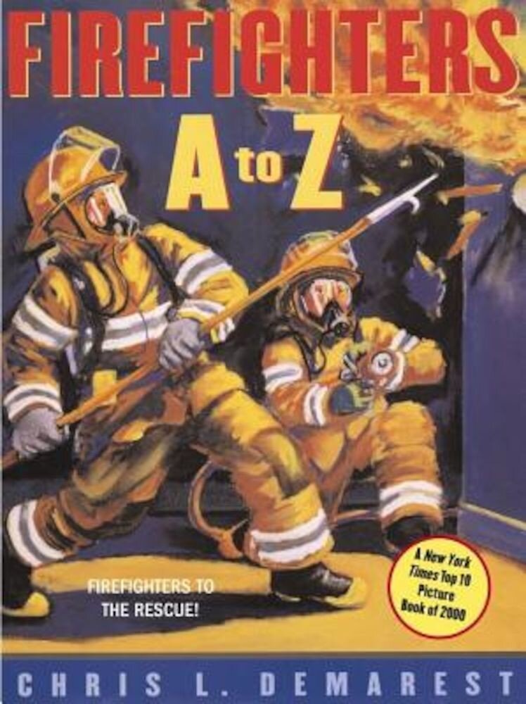 Firefighters A to Z, Paperback