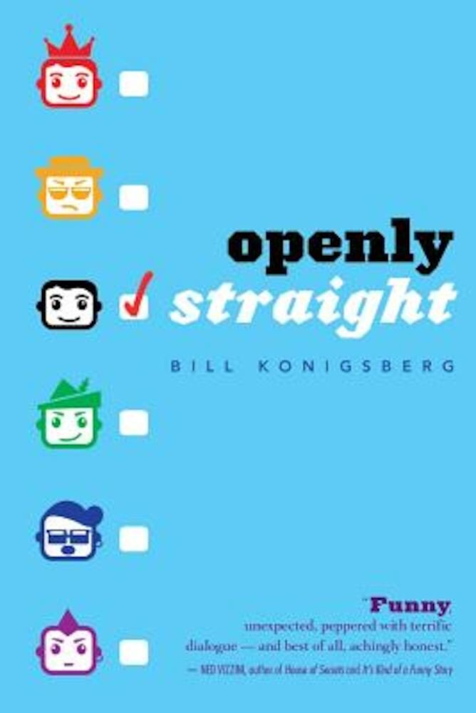 Openly Straight, Paperback