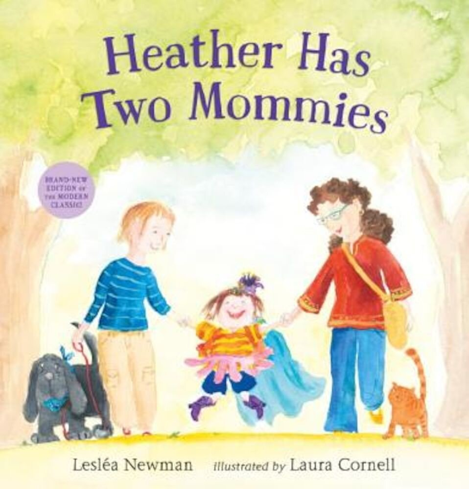 Heather Has Two Mommies, Hardcover