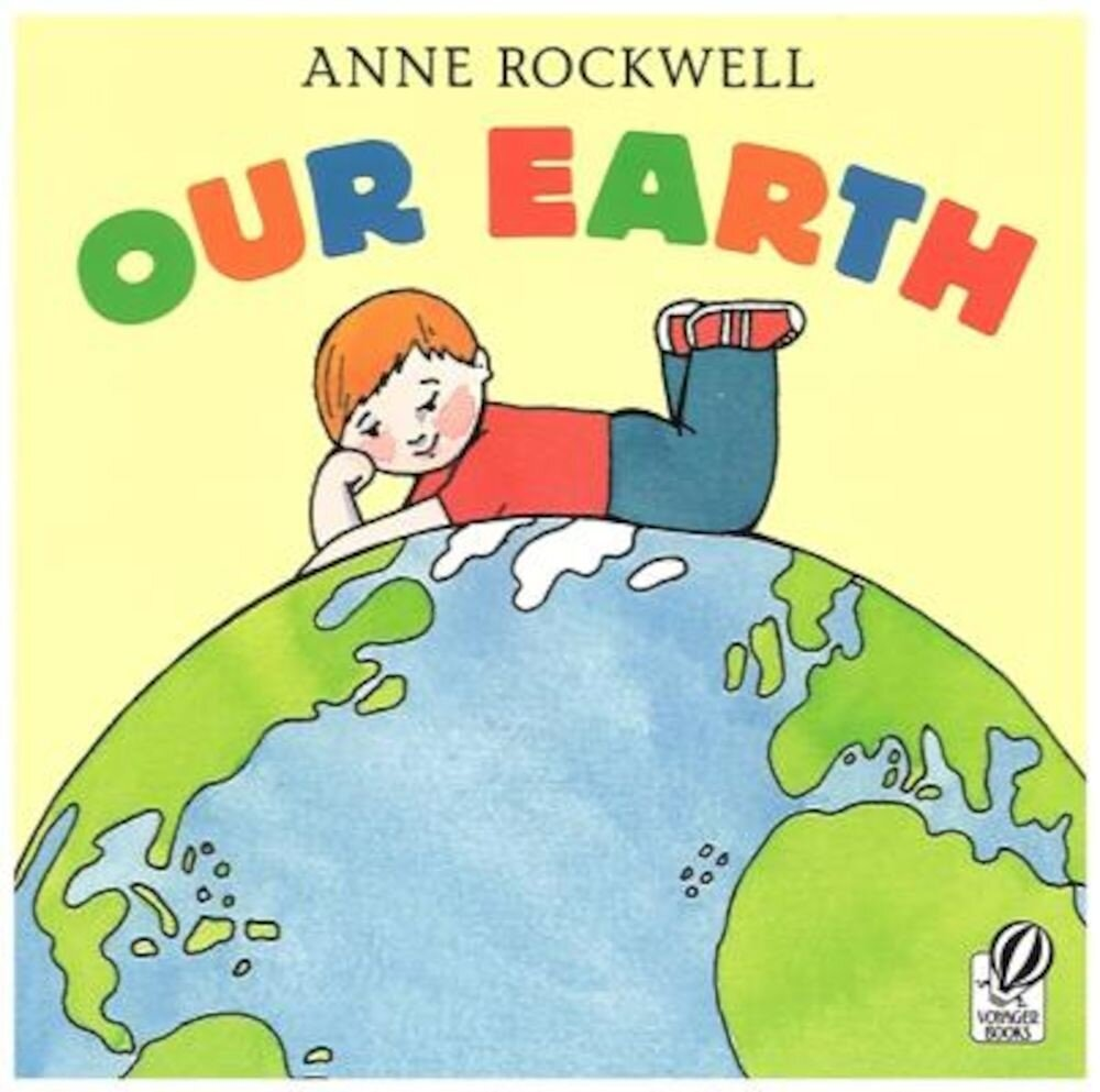 Our Earth, Paperback