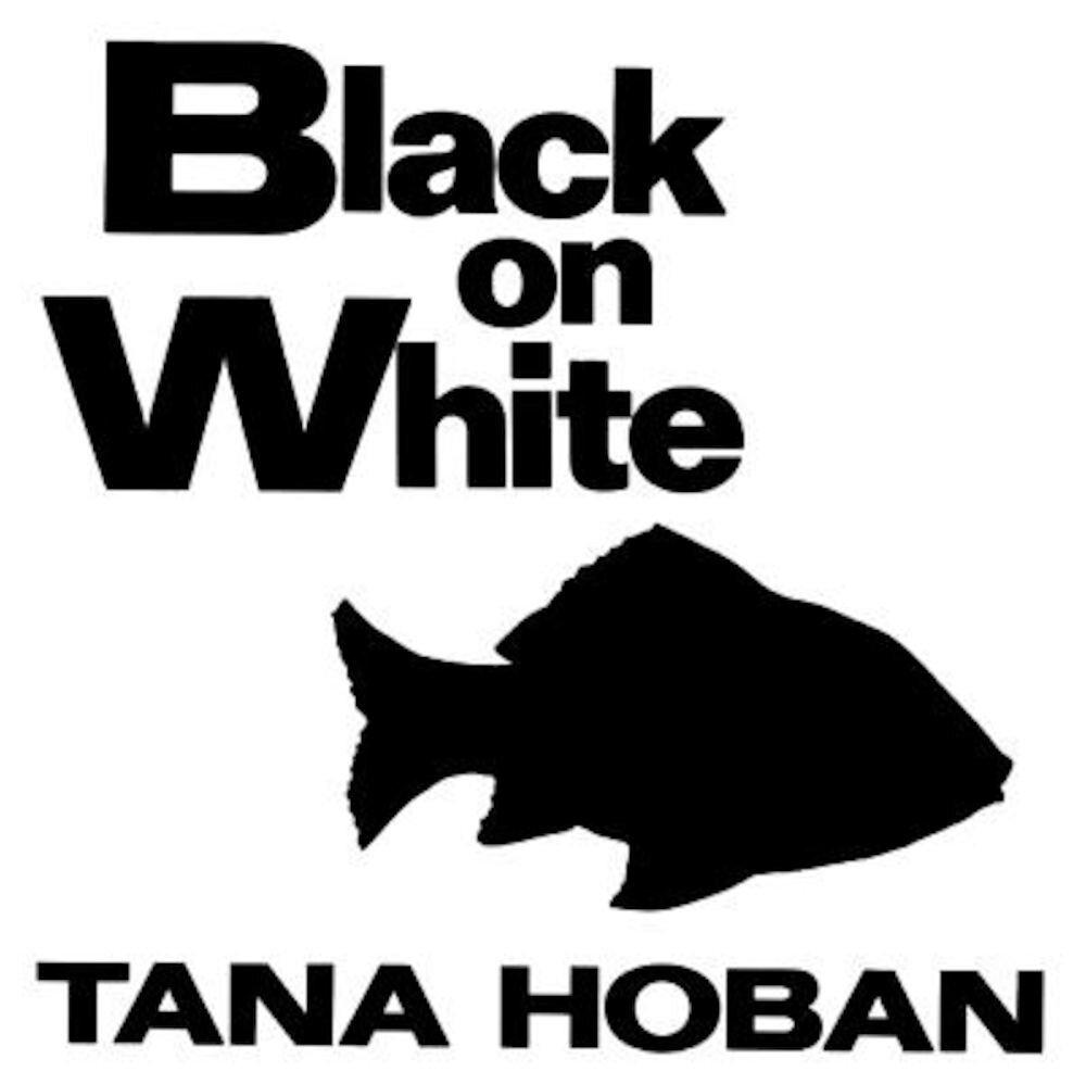 Black on White, Hardcover
