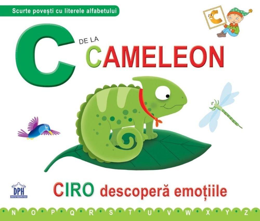Coperta Carte C de la camelon