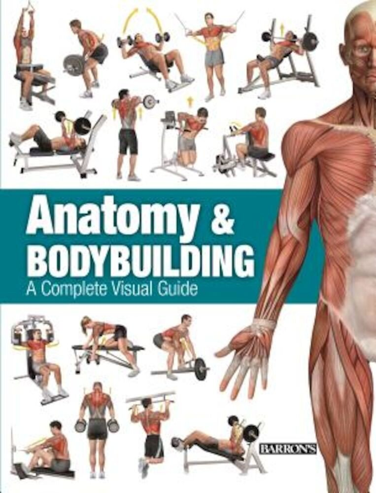 Anatomy & Bodybuilding: A Complete Visual Guide, Paperback