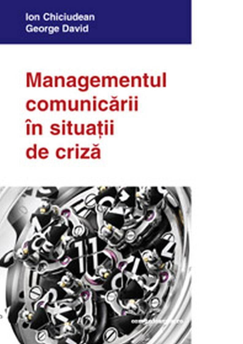 Managementul comunicarii in situatii de criza (eBook)