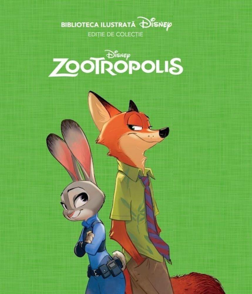 Disney. Zootropolis