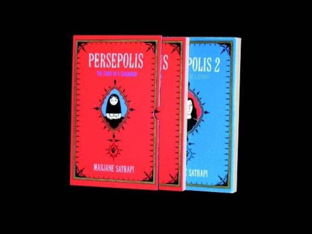 Persepolis, Paperback