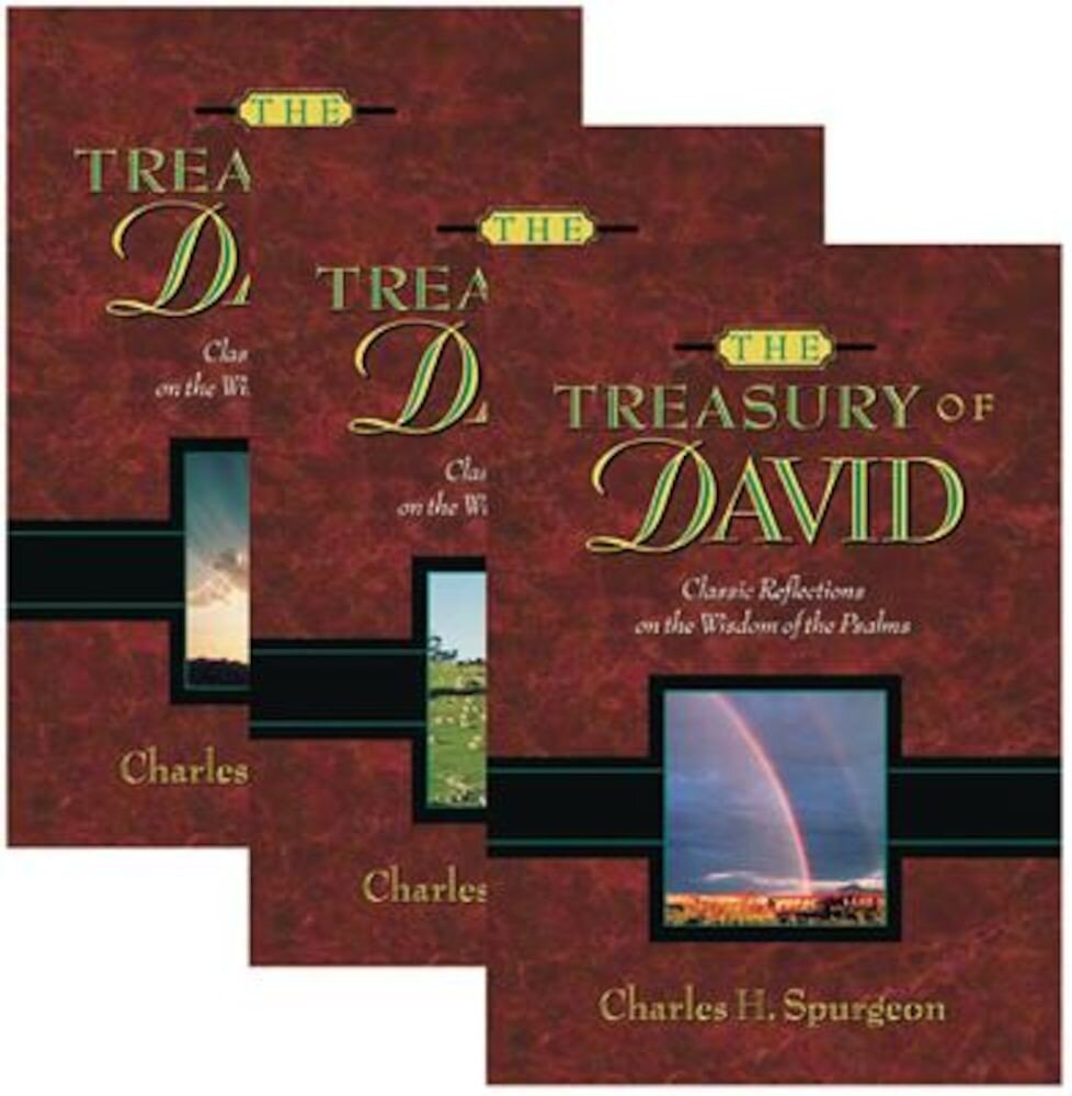 The Treasury of David, Hardcover
