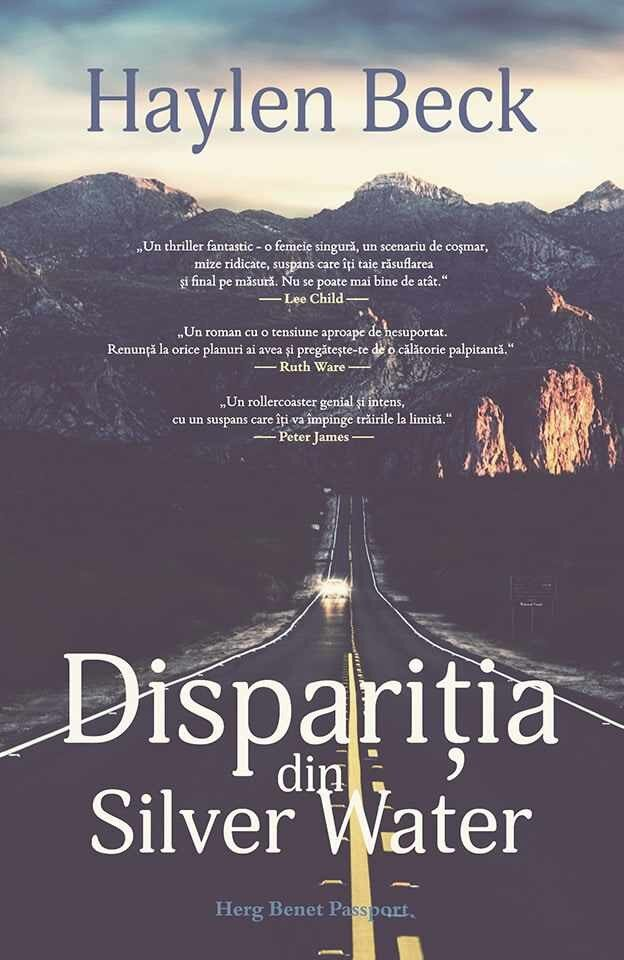 Disparitia din Silver Water (eBook)