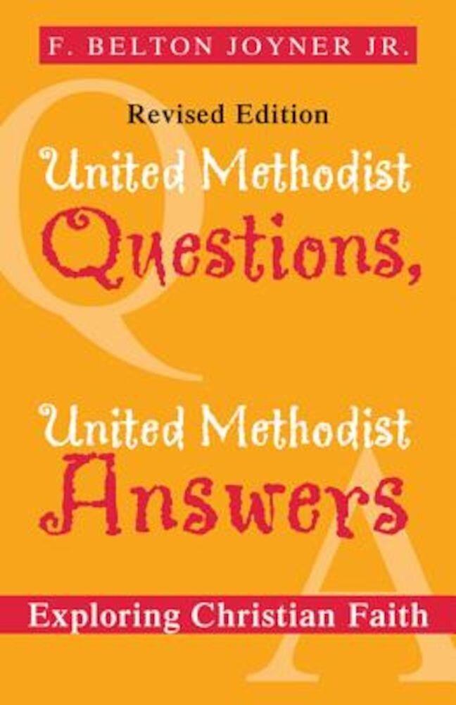 United Methodist Questions, United Methodist Answers, Paperback