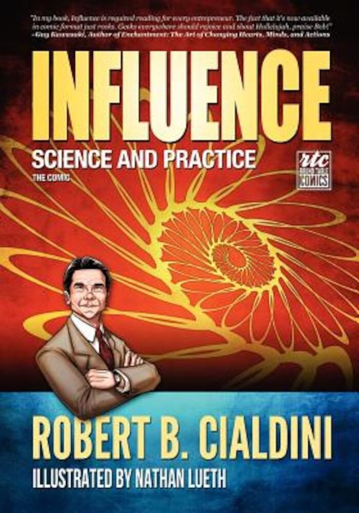 Influence: Science and Practice: The Comic, Paperback