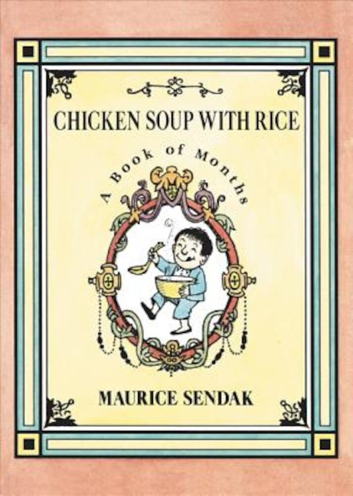 Chicken Soup with Rice Board Book: A Book of Months, Hardcover