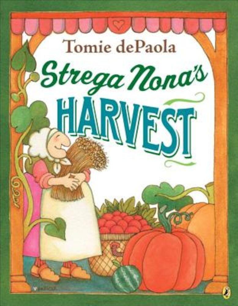 Strega Nona's Harvest, Paperback