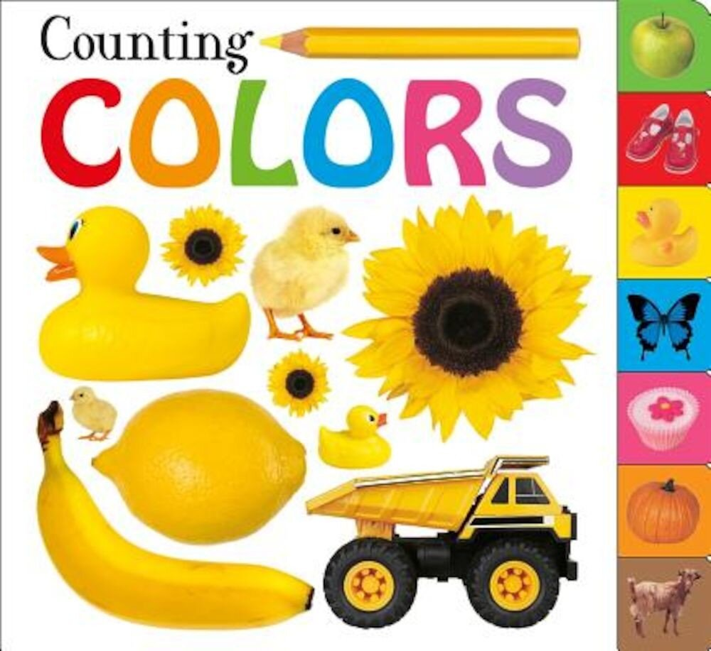 Counting Colors, Hardcover