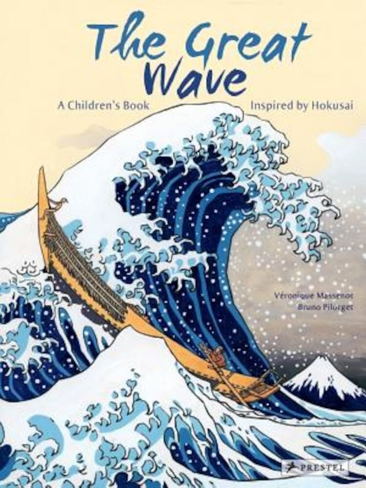 The Great Wave: Inspired by a Woodcut by Hokusai, Hardcover