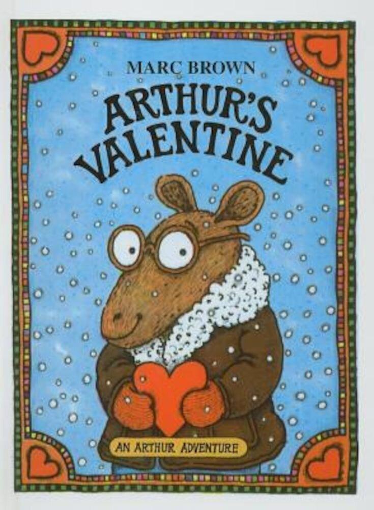 Arthur's Valentine, Hardcover