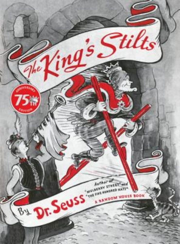 The King's Stilts, Hardcover