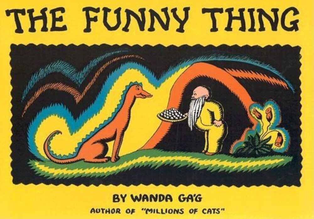 The Funny Thing, Hardcover