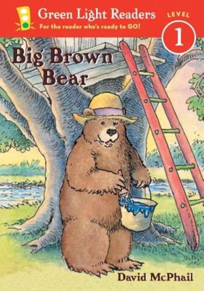 Big Brown Bear, Paperback