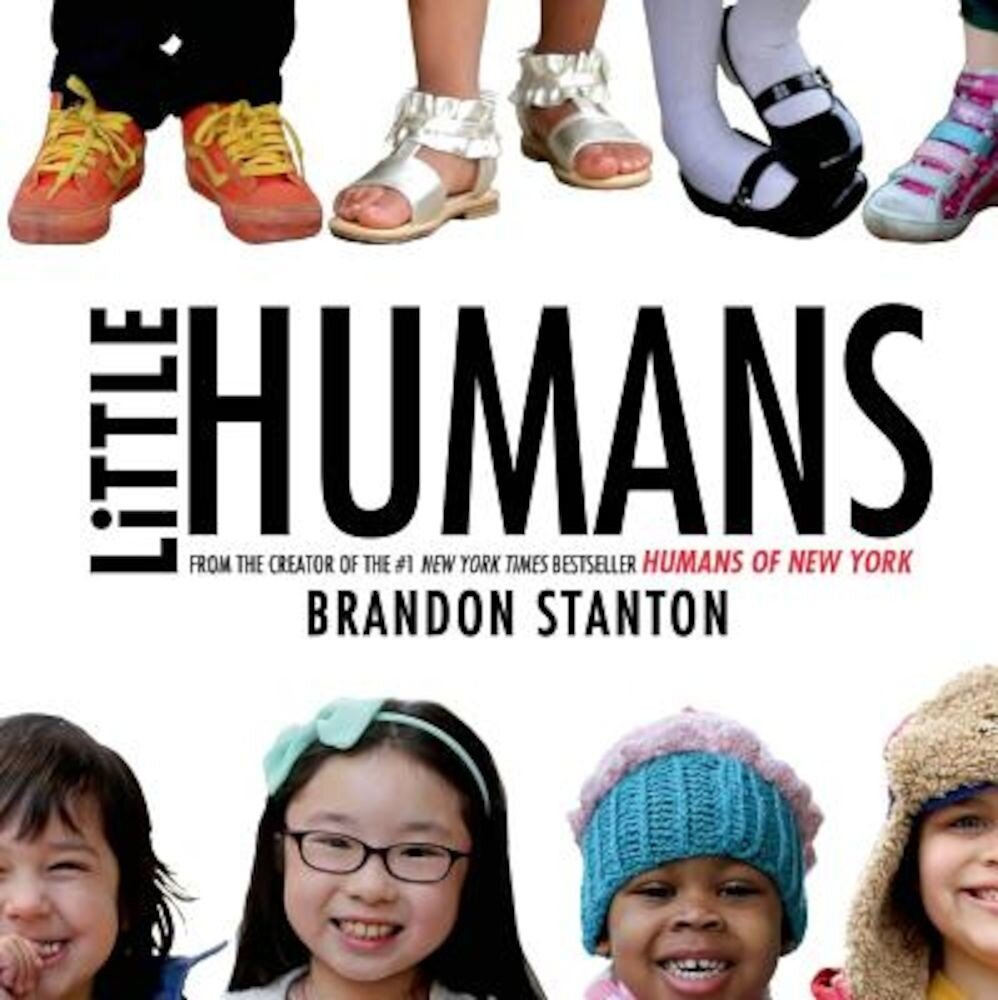 Little Humans, Hardcover