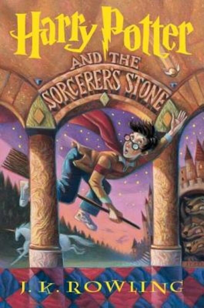 Harry Potter and the Sorcerer's Stone, Hardcover