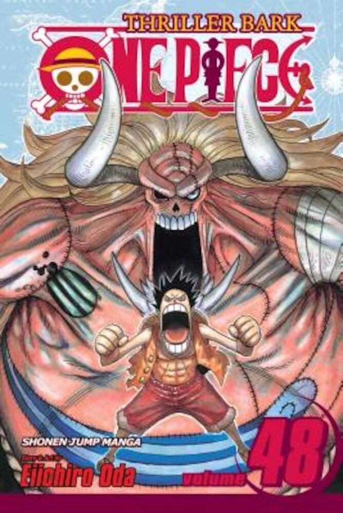 One Piece, Volume 48: Thriller Bark, Part 3, Paperback
