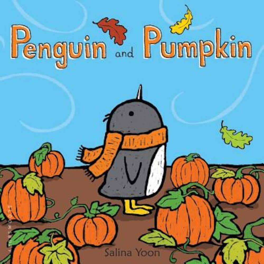 Penguin and Pumpkin, Hardcover