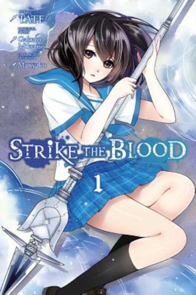Strike the Blood, Vol. 1 (Manga), Paperback