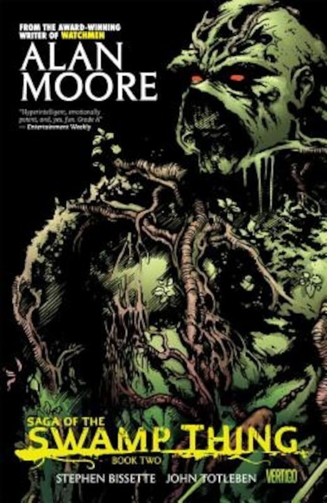 Saga of the Swamp Thing, Book Two, Paperback
