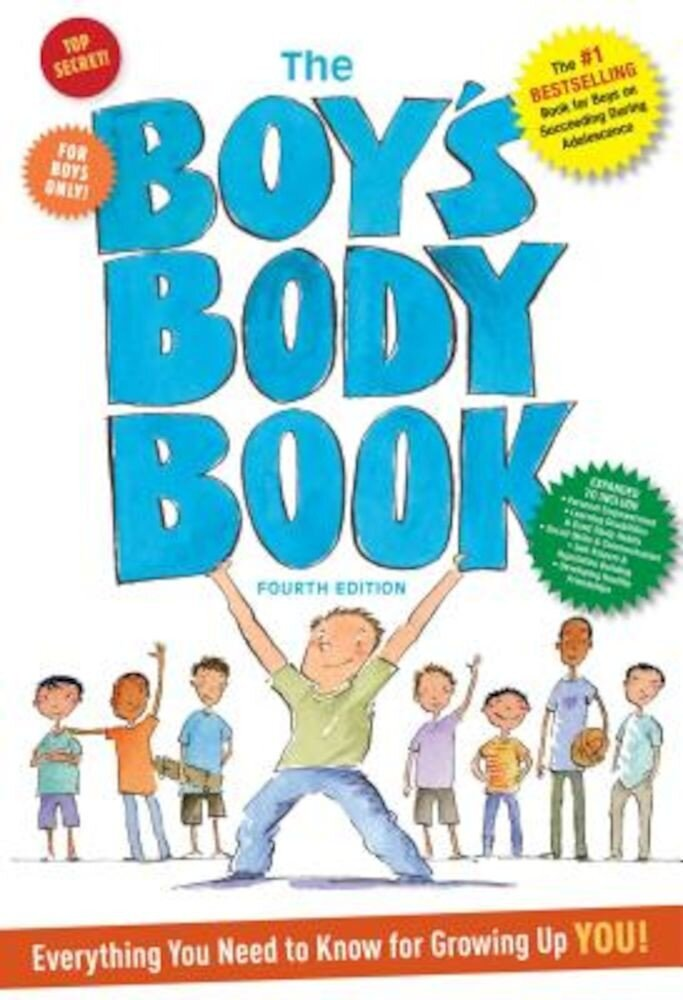 The Boy's Body Book, Paperback