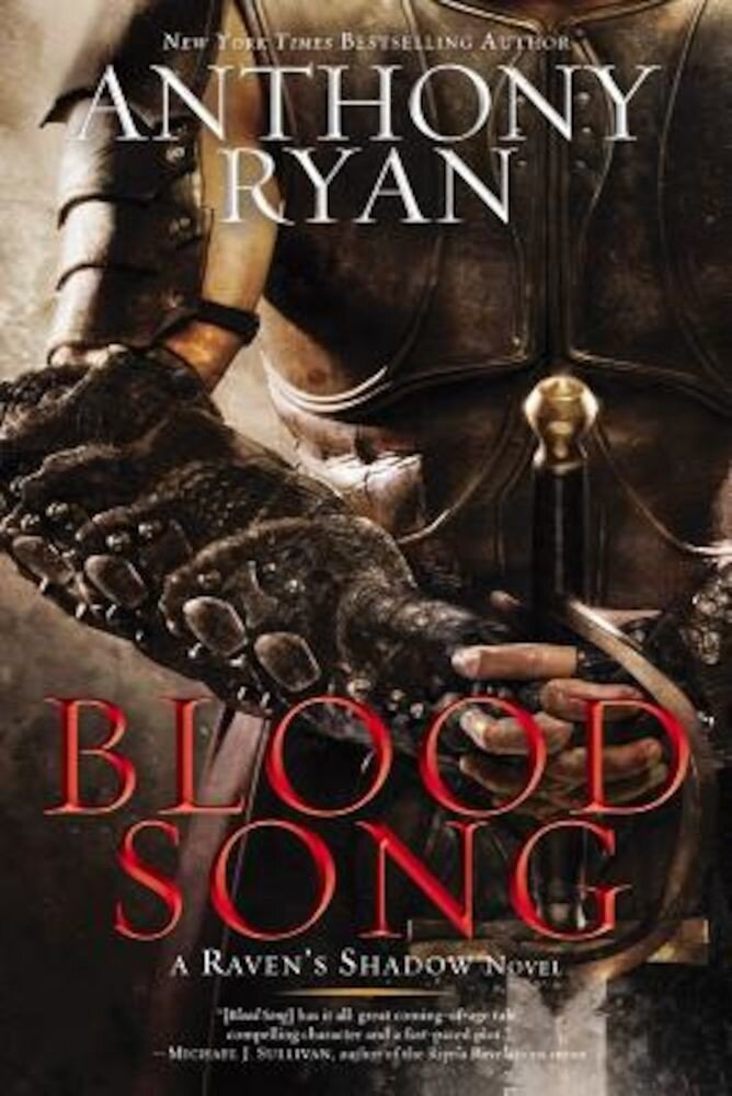 Blood Song, Paperback