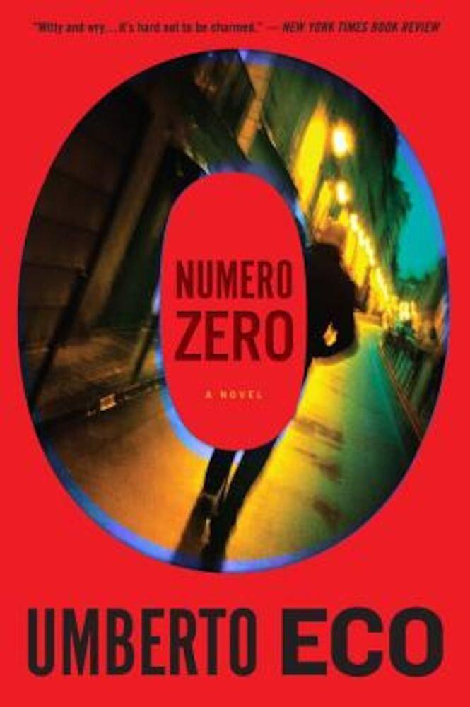 Numero Zero, Paperback