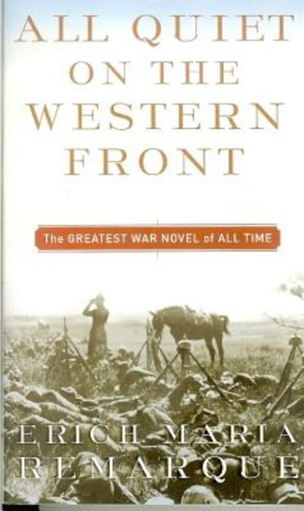 All Quiet on the Western Front, Hardcover
