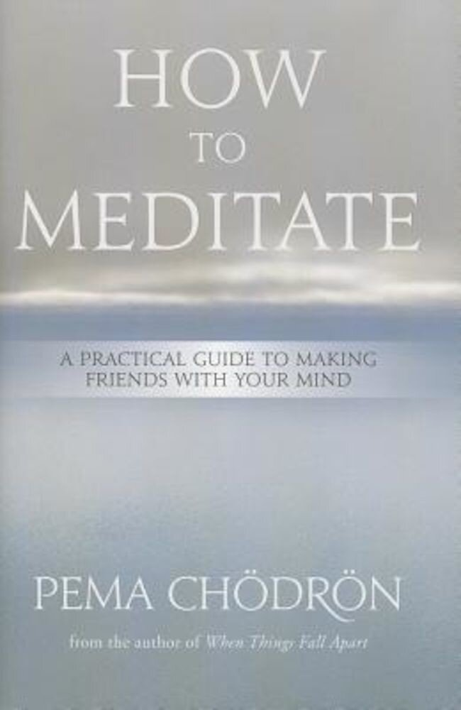 How to Meditate: A Practical Guide to Making Friends with Your Mind, Hardcover