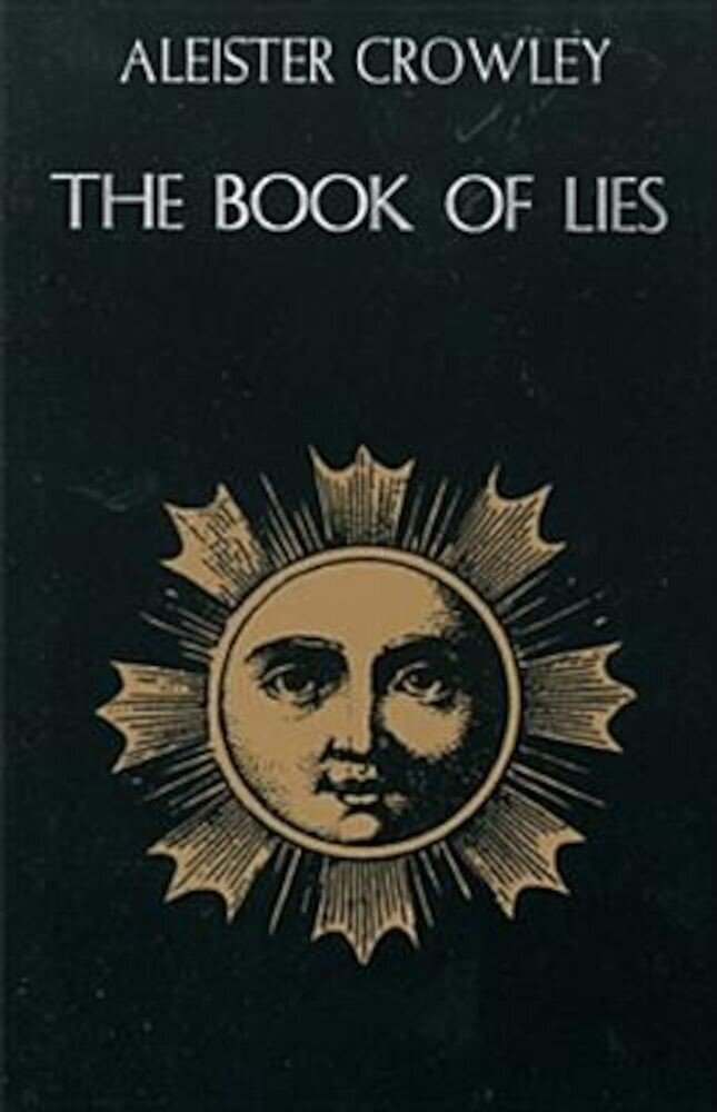 Book of Lies, Paperback