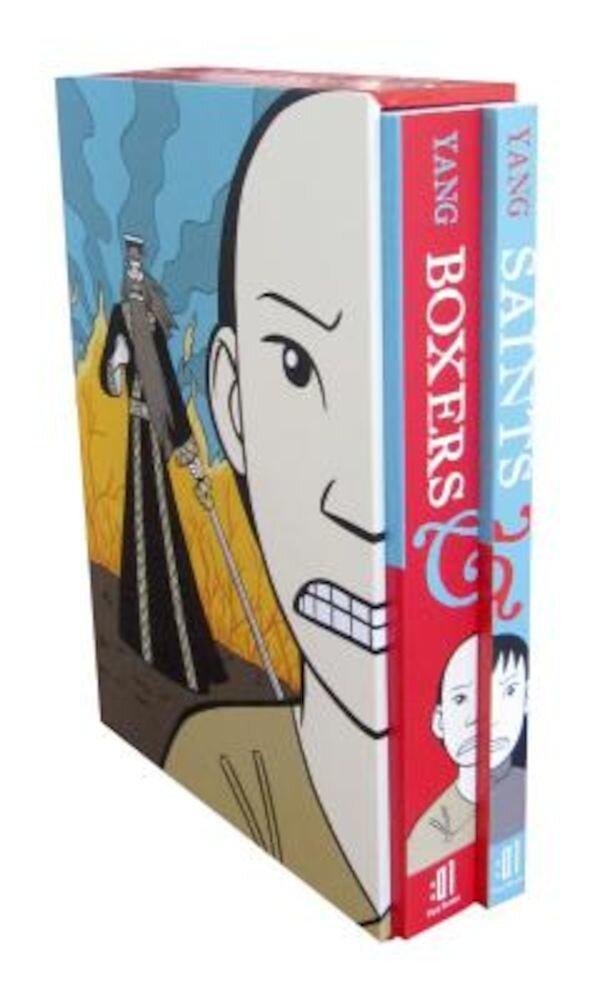 Boxers & Saints Boxed Set, Paperback