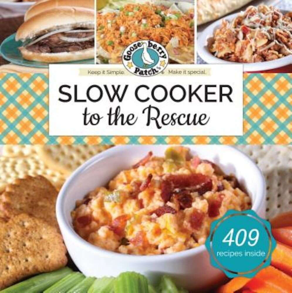 Slow-Cooker to the Rescue, Paperback