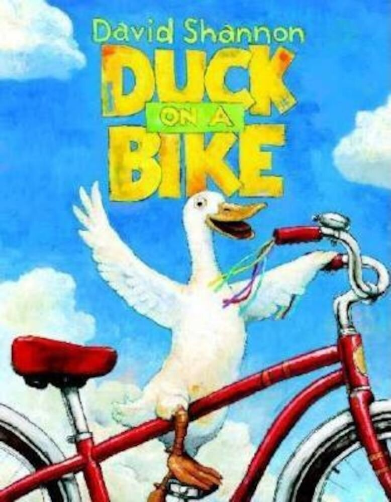 Duck on a Bike, Hardcover