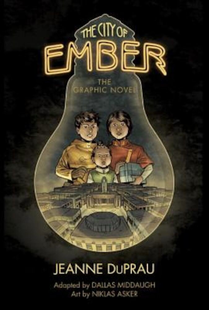 The City of Ember: The Graphic Novel, Paperback