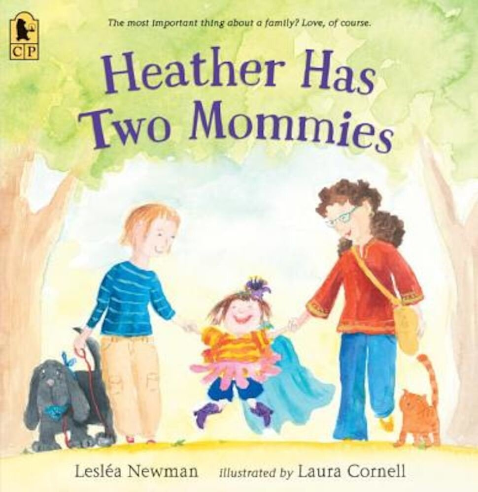 Heather Has Two Mommies, Paperback