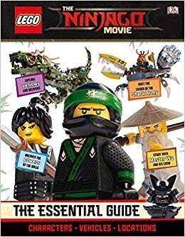 THE LEGO NINJAGO Movie. The Essential Guide