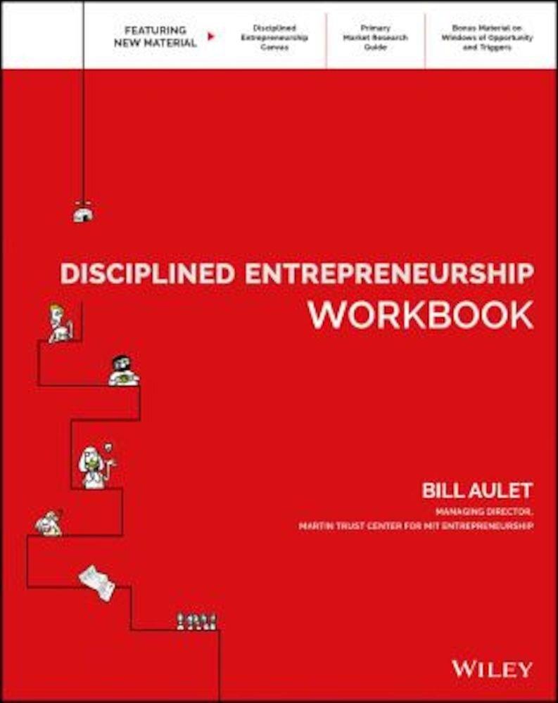 Disciplined Entrepreneurship Workbook, Paperback