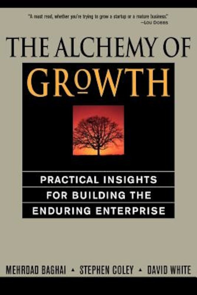The Alchemy of Growth, Paperback