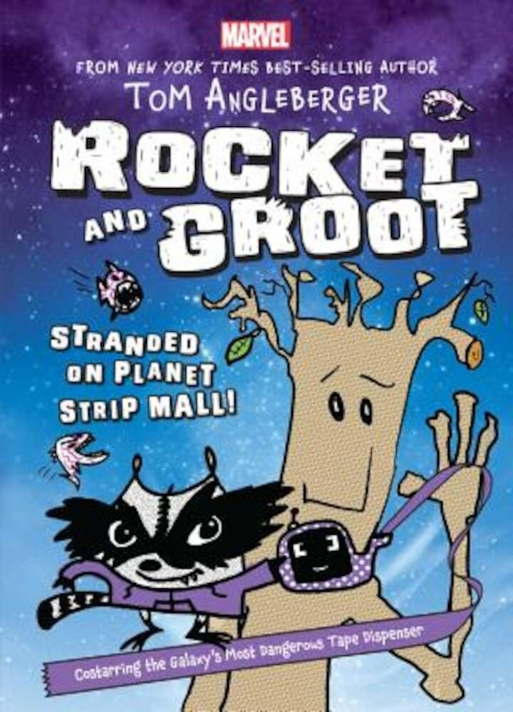 Rocket and Groot: Stranded on Planet Strip Mall!, Hardcover