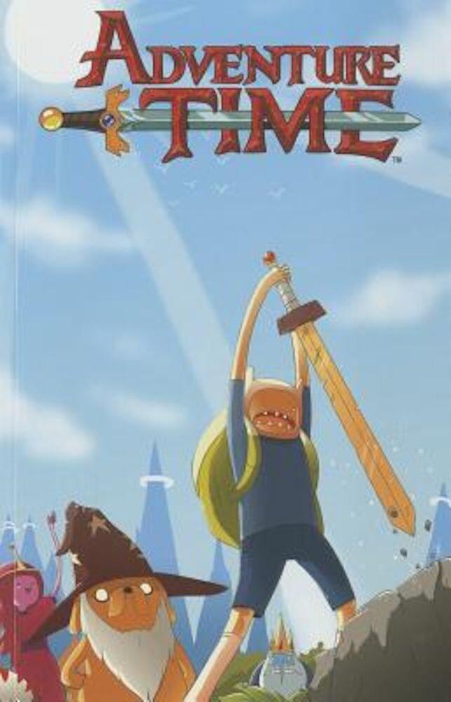 Adventure Time, Paperback